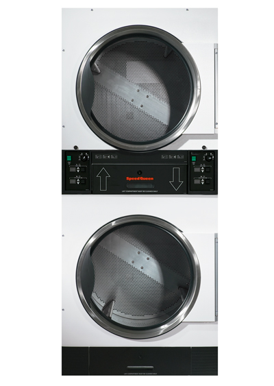 Dryer On A Tumbler ~ Speed queen products commercial equipment company